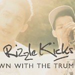 line up rizzlekicks homepage