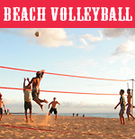 Beach Volleyball Have A Go Button