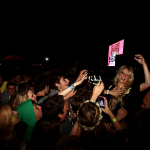 GBB Goldierocks with crowd ExPix