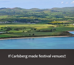 The most stunning festival location