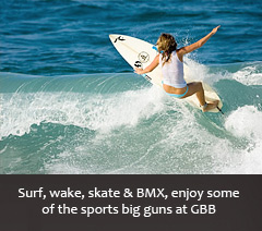 See the best in surf, wake, skate & BMX