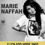 Marie Naffah Button