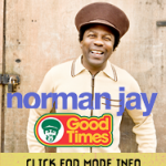 Norman Jay Button