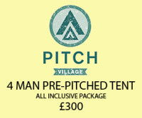 Pitch Village 4 Man button