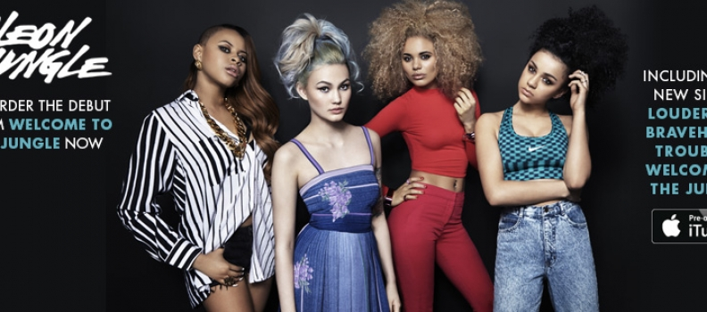 Neon Jungle plan to make Friday 'Louder' at GBB14