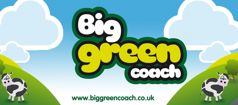 Big Green Coach Offer GBB15 Travel Options