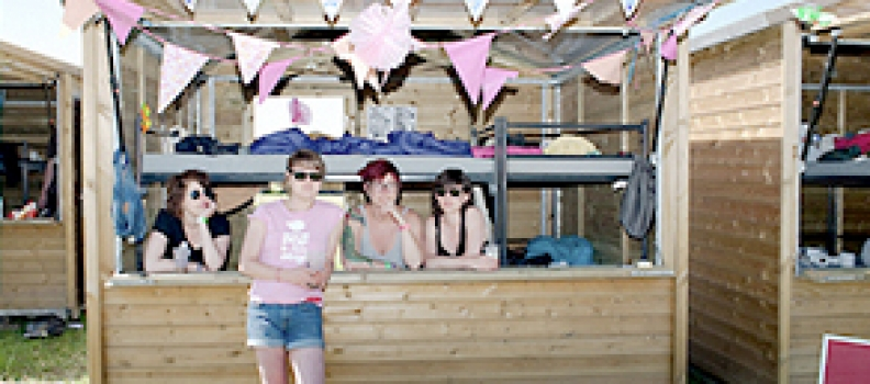 VIP Beach Huts – nearly sold out