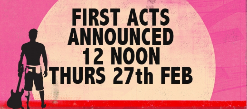 FIRST ACTS 12 NOON THURSDAY