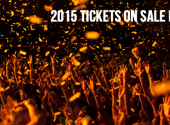Tier 1 Tickets are On Sale